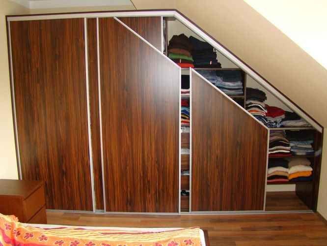 Gardrob szekrény vagy szoba fotók – Minos Design