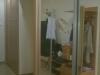 Előszobai szekrény tükrös ajtókkal