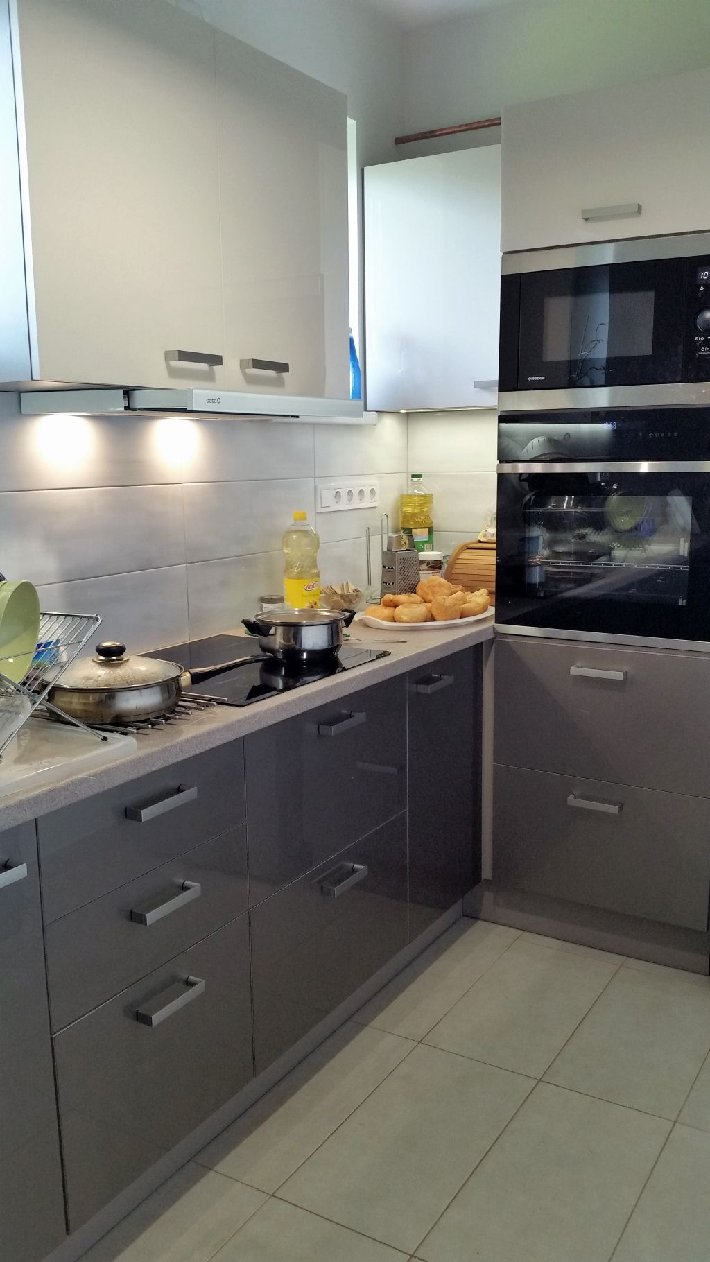 Kis konyha fotók – Minos Design